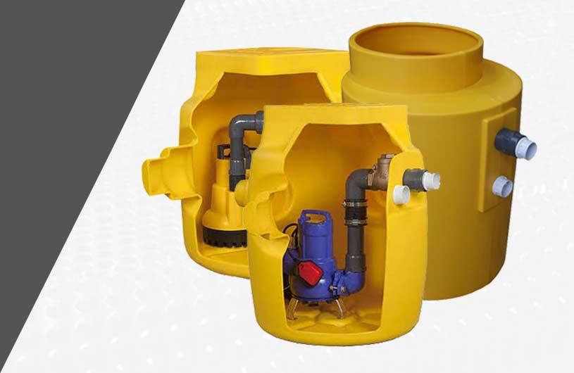 Delta Basement sump pumps
