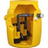 Delta Dual V6 Sump - 2 x V6 pumps