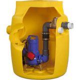 Delta Foul V3 Pump & Sump + Alarm