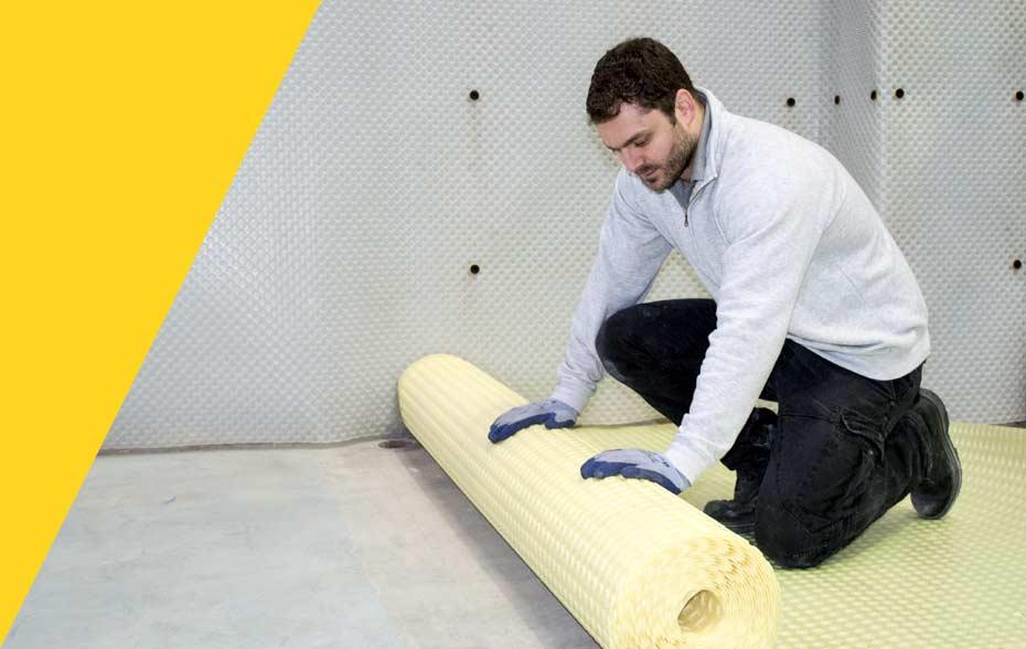 laying membrane banner image